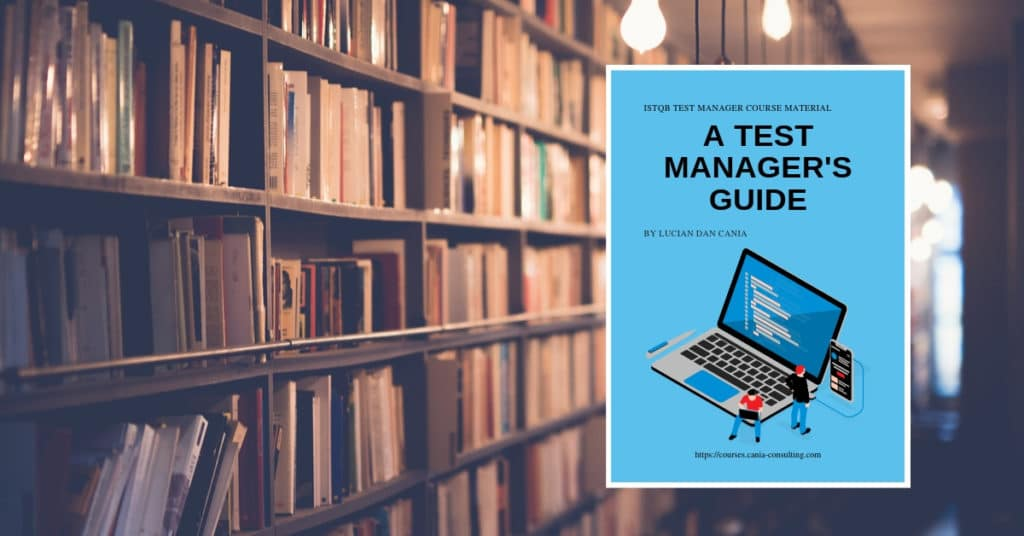 Test Manager's Guide eBook