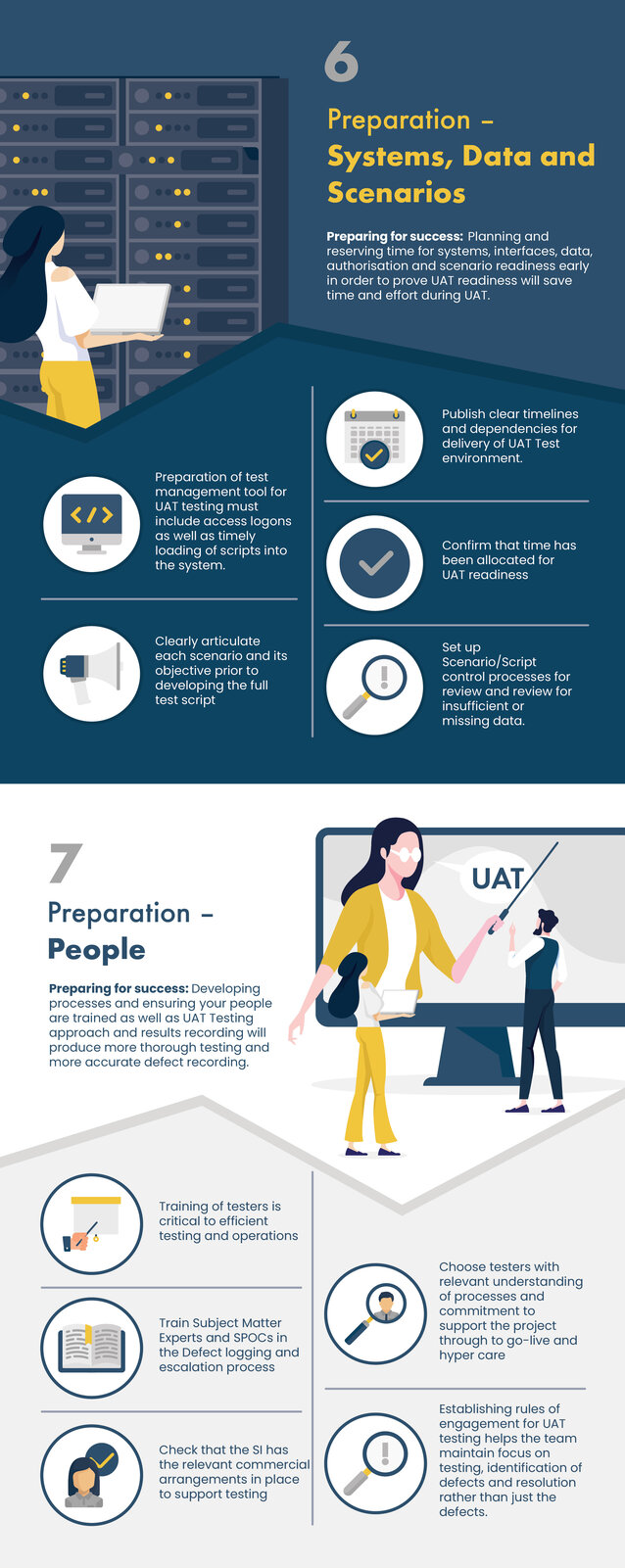 UAT tips and tricks part 3