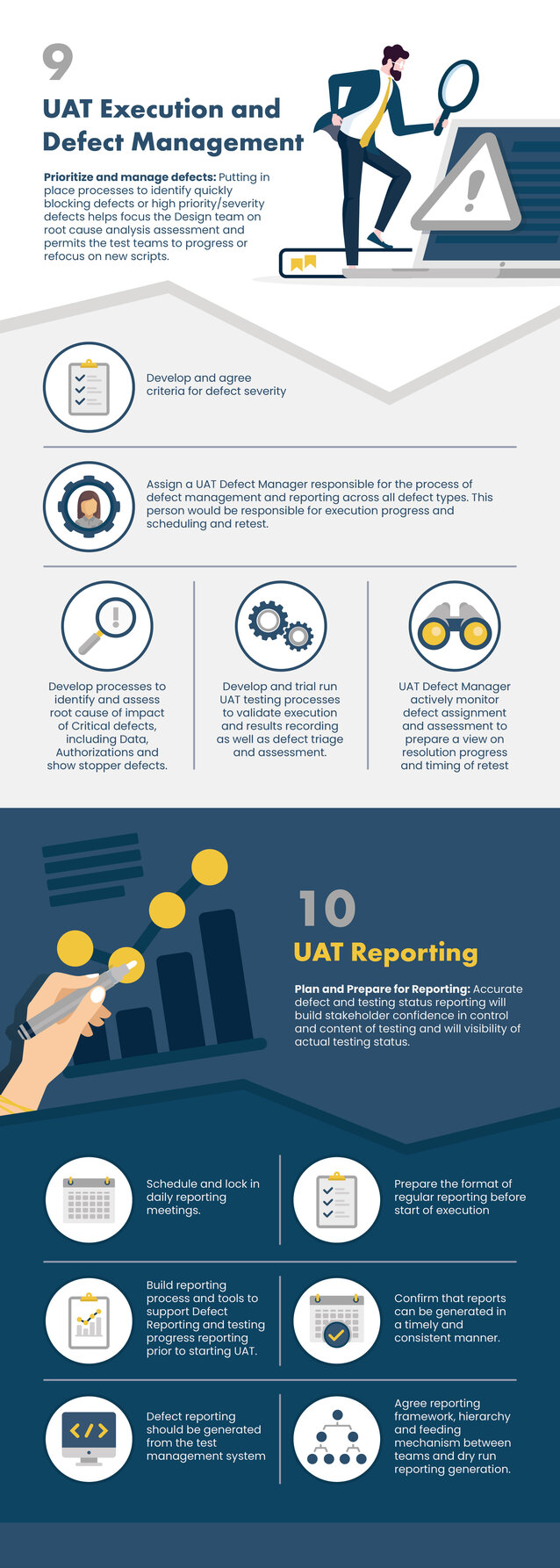 UAT tips and tricks part 4