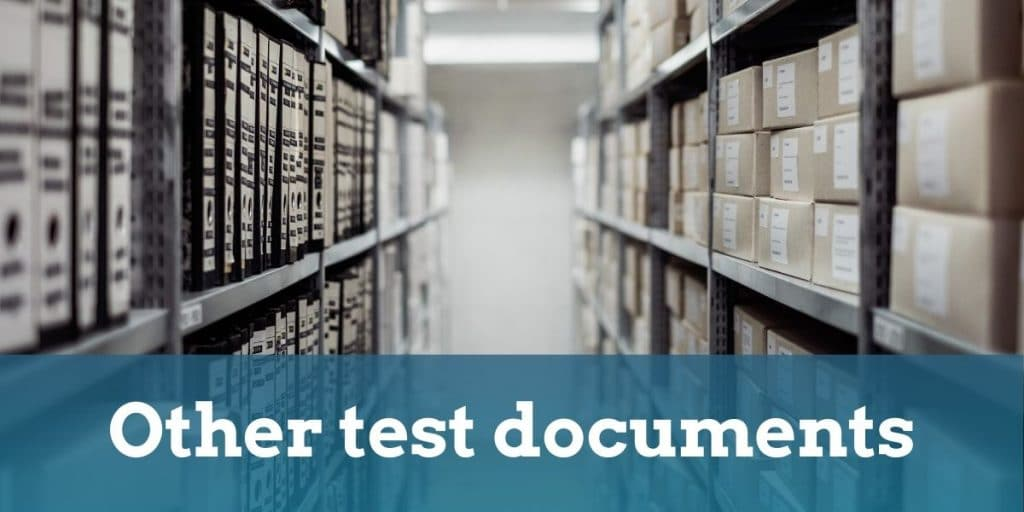 Other test documents