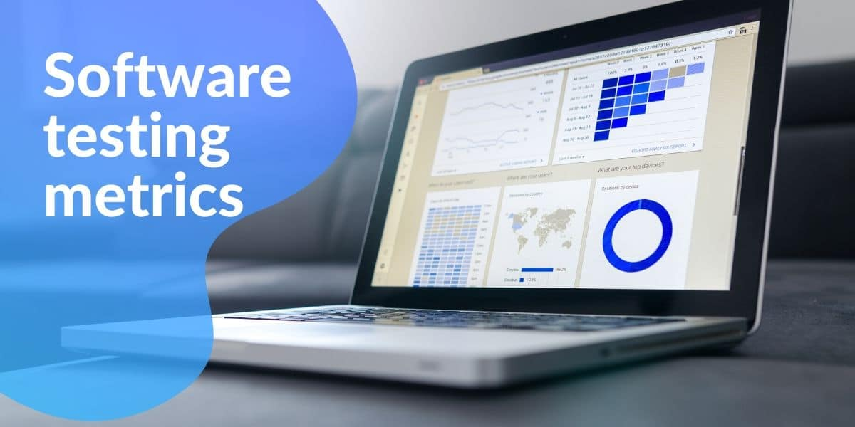 Software testing metrics