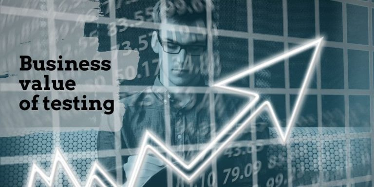 business value of testing