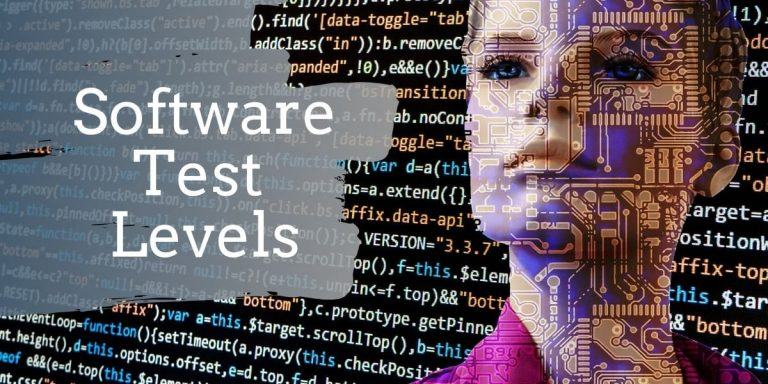 software test levels