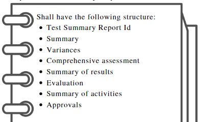 test summary report documentation