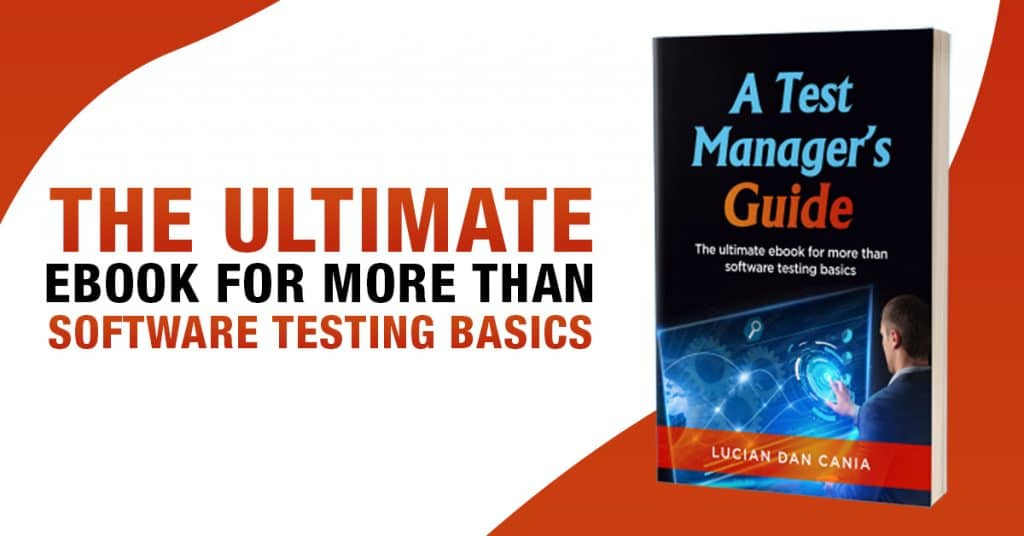 Test manager book